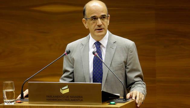 El regionalista Alberto Catalán.