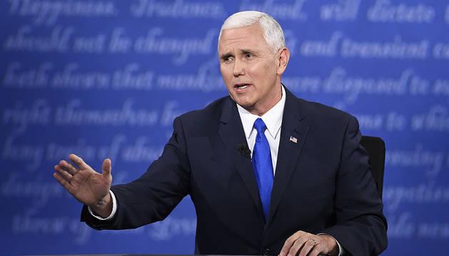 Pence sustituye a Christie como gestor de la transición en la Casa Blanca