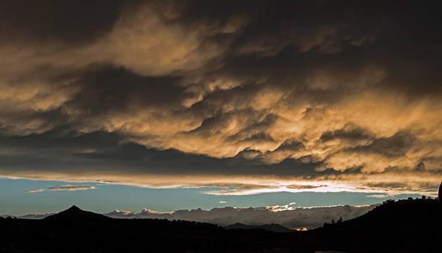 Amenaza de tormenta en Tierra Estella.
