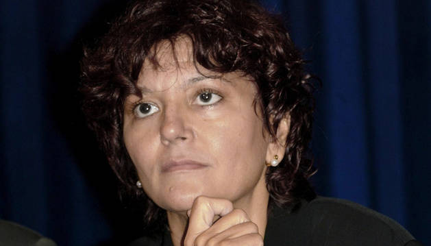 La poeta cordobesa Ángeles Mora.