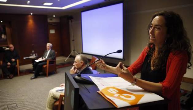 La eurodiputada de Ciudadanos Carolina Punset.
