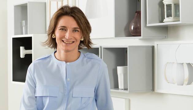 foto de Luisa Alli, directora de Comunicación de Ikea en España