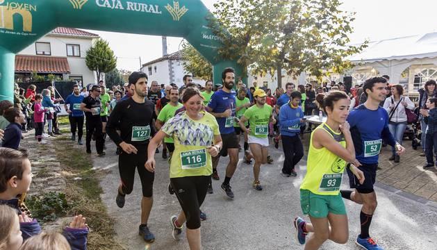 I Carrera San Martín Solidaria en beneficio de ANA