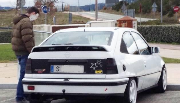 La Policía Foral vuelve a intervenir en carreras ilegales en la comarca de Pamplona