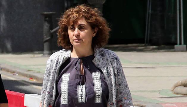 Fátima Andreo (Podemos) dimite como parlamentaria foral