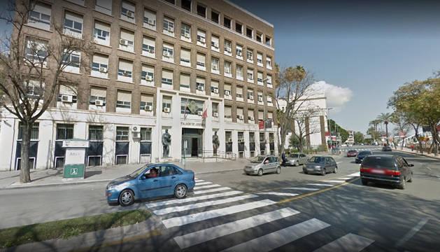 Imagen de la Audiencia Provincial de Murcia.