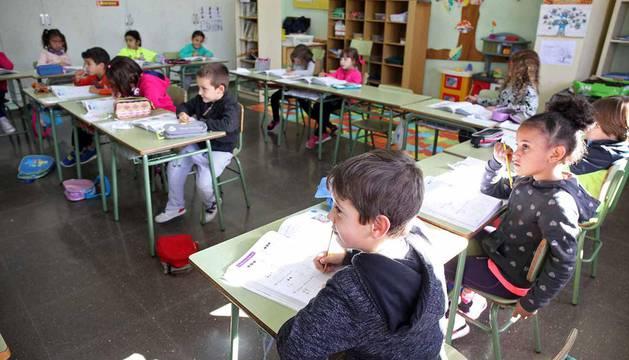 El centro ribero protagoniza el 'Cole a cole' del Diario Escolar del 22 de noviembre de 2016.
