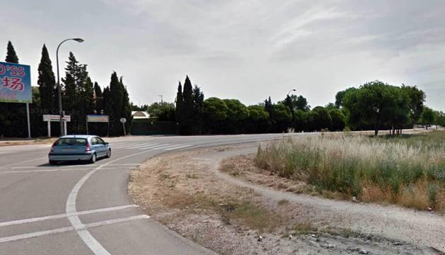 El suceso tuvo lugar en el interior de un coche la calle Barcelona de Fuenlabrada.
