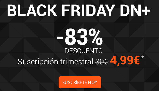 Black Friday DN+