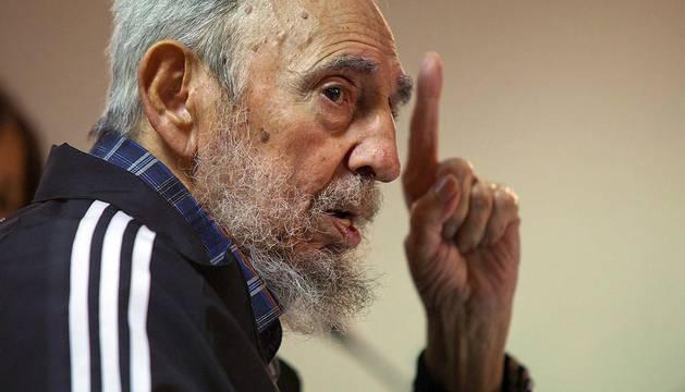 El expresidente de Cuba falleció este 25 de noviembre a los 90 años.