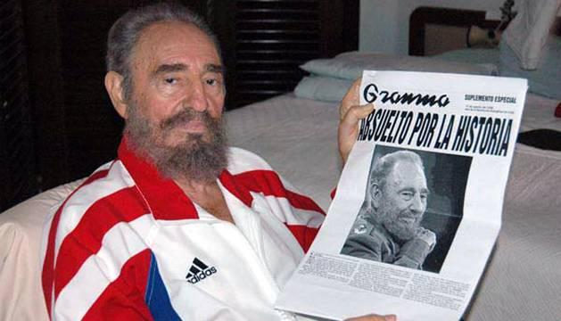 El líder de la Revolución cubana durante más de medio siglo