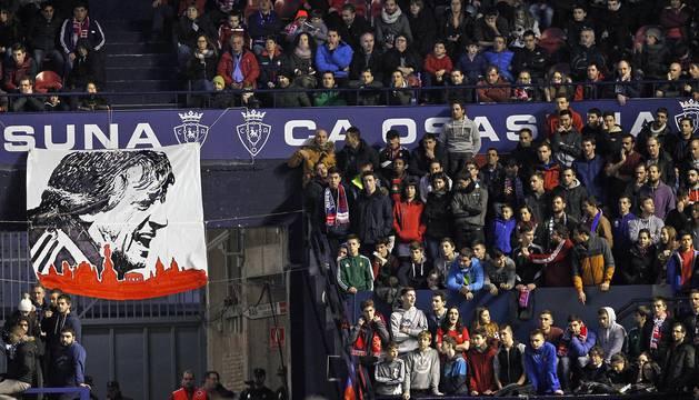 Imágenes del partido disputado en El Sadar entre Osasuna y Atlético de Madrid