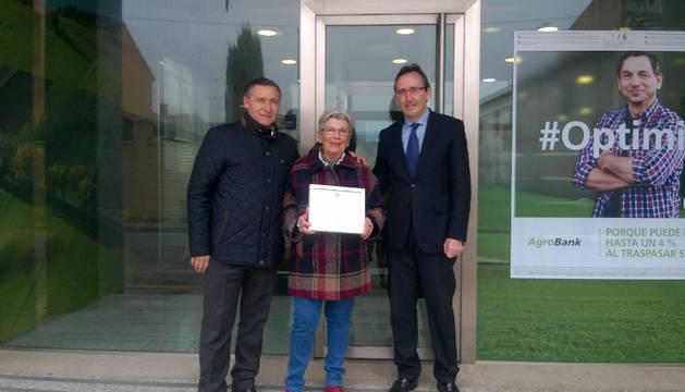 Pilar chueca de bu uel entre los finalistas del premio for Oficinas caixabank madrid