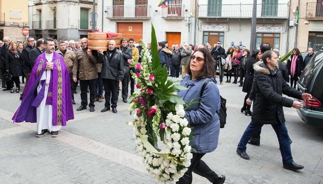 Funeral por Julián Isla en Corella