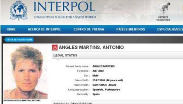 La policía sigue buscando a Antonio Anglés 24 años después del triple crimen de Alcàsser