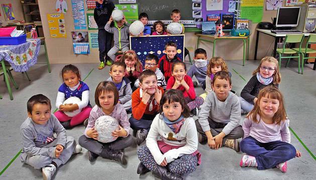 Colegio San Miguel de Noáin, siempre con la mirada puesta en el futuro