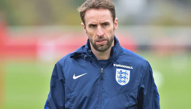 Gareth Southgate.