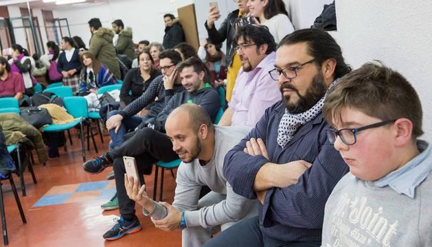 Fiesta de la Asociación Gitana Romaní