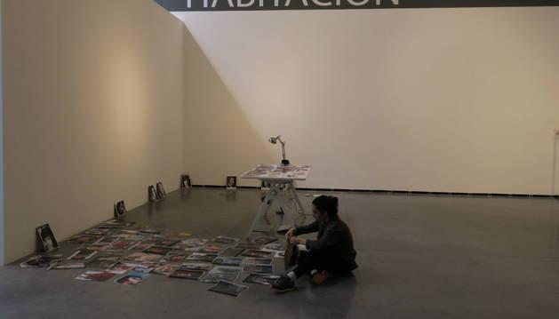 'Habitación', presentado este jueves en el Centro Huarte.
