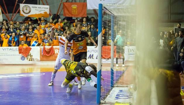 Aspil Vidal 3-4 Cartagena