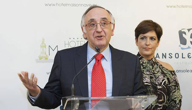foto de Francisco Javier Alemán, responsable del Hotel Maisonnave