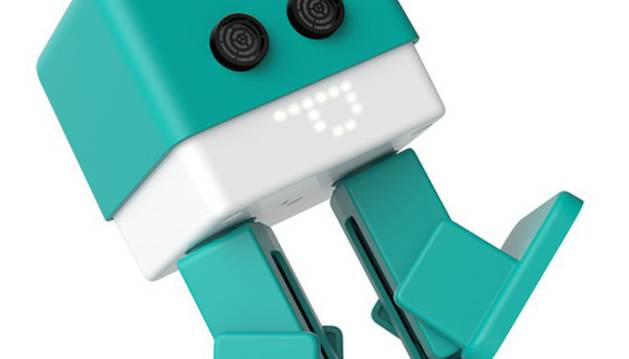 Robot Zowi, de la marca BQ.