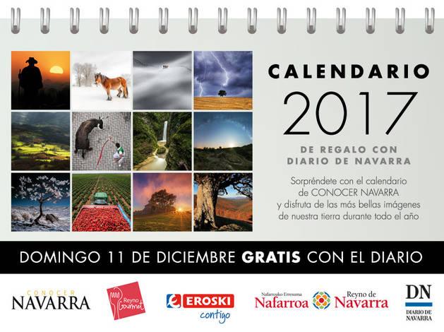 Calendario conocer Navarra