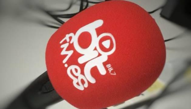 Micrófono de Bit FM.