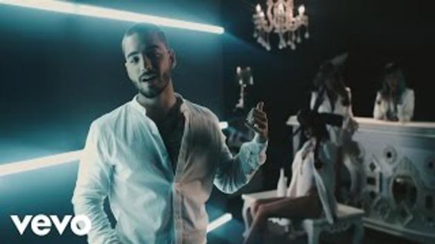 Videoclip de 'Cuatro Babys' de Maluma