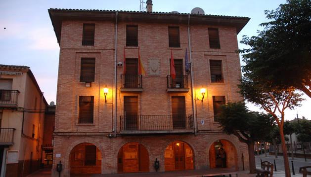 Ayuntamiento de Marcilla.