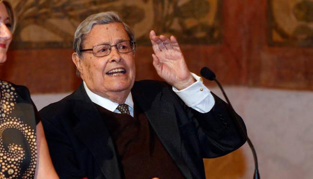 Fernando Galbete, ingeniero y expresidente de Diario de Navarra, falleció ayer.