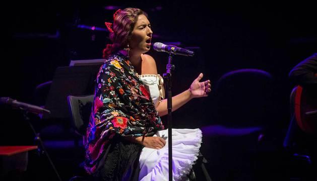La cantaora Estrella Morente abre la temporada del Gayarre.