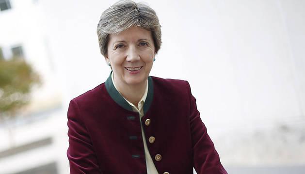 foto de la psicóloga María Jesús Álava, presidenta de Apertia Consulting