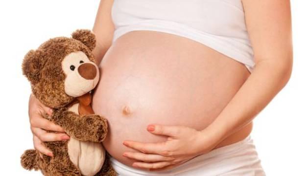 El embarazo cambia la morfología cerebral de las primerizas