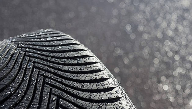 La importancia de los neumáticos en invierno