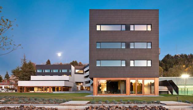 foto del Hotel Muga de Beloso de Pamplona