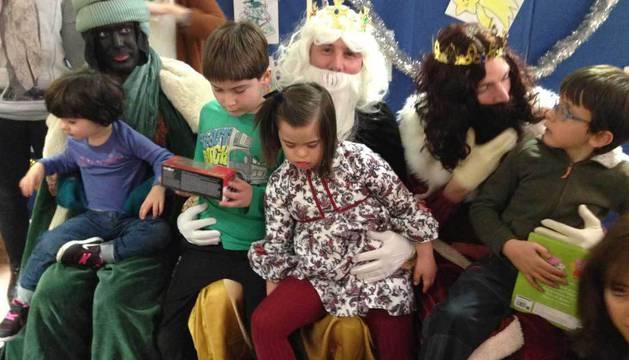 La Asociación Navarra de Autismo abre su Escuela de Navidad