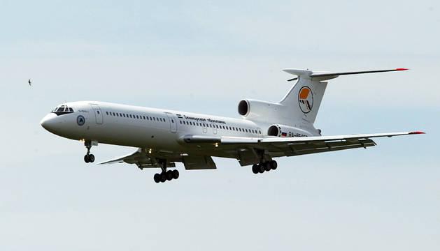 Localizados los restos del avión militar ruso estrellado en el mar Negro