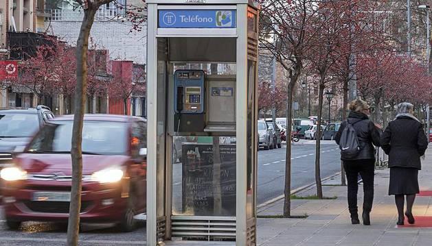 ¿Estamos ante el fin de las cabinas telefónicas?