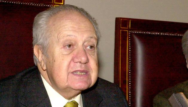 El expresidente de Portugal Mário Soares, en una imagen del año 2000.