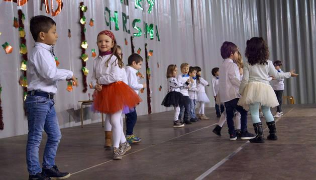 Festival de Navidad en Cabanillas y Fustiñana