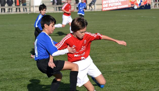 Tercera jornada del Torneo Interescolar de Fundación Osasuna