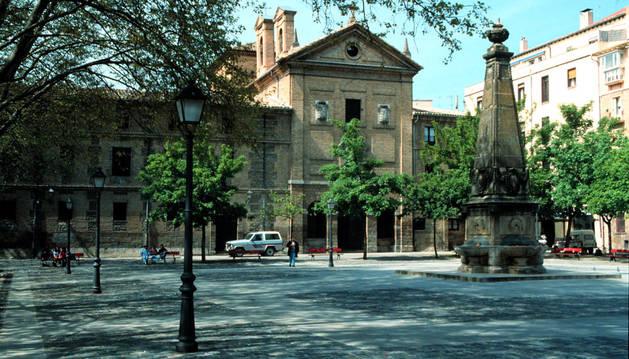 El convento de las Agustinas Recoletas, donde tendrá lugar uno de los conciertos.