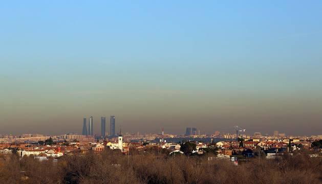 El sol se queda en Madrid toda la semana y ayudará a mantener contaminación
