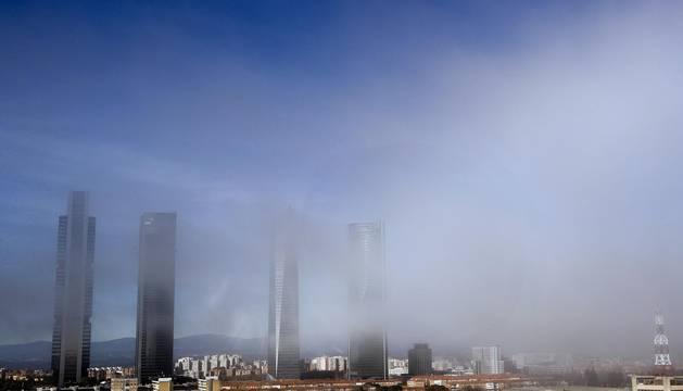 Restricciones al tráfico en Madrid por la alta contaminación