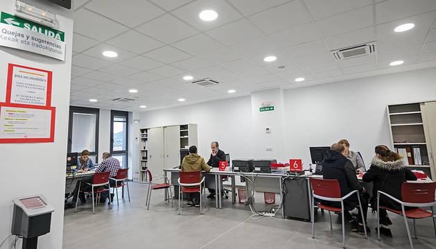 El Servicio Navarro de Empleo ofrecerá orientación personalizada