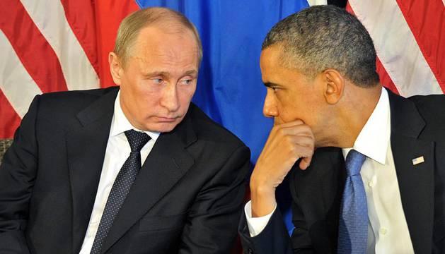 Obama expulsa a 35 diplomáticos rusos y promete más medidas