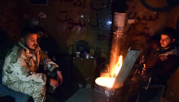 Alto el fuego en Siria
