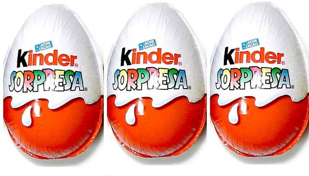 Muere el creador de los huevos Kinder Sorpresa