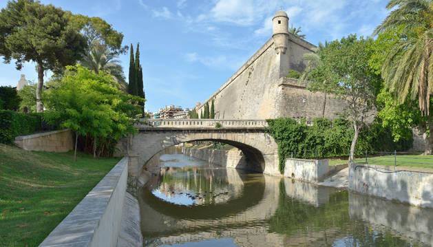 El torrent de Sa Riera, en Mallorca, donde tuvieron lugar los hechos.